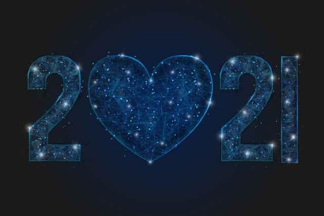 Ετήσιες Αισθηματικές προβλέψεις 2021 για τα ζώδια, από την Μαρία Ραπτοδήμου.