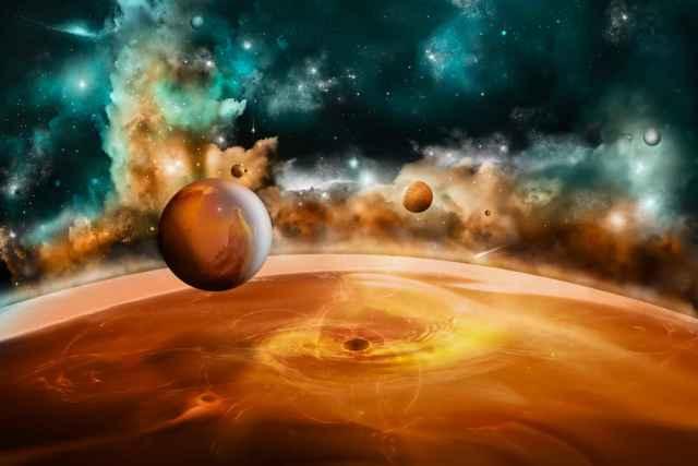 Άρης αντίθεση με Ουρανό. Πως θα επηρεάσει τα ζώδια! Από τη Ρένα Μεντάκη.