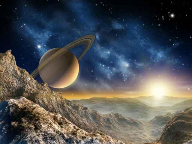 Τα άστρα σήμερα! Η Σελήνη σε αντίθεση με τον Κρόνο δημιουργεί συναισθηματικές εντάσεις.