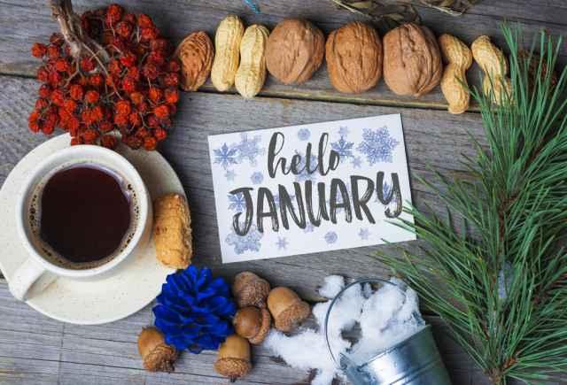 Οι μηνιαίες προβλέψεις του Ιανουαρίου με βάση το δεκαήμερο της γέννησης σας, από την Μαρία Ραπτοδήμου.