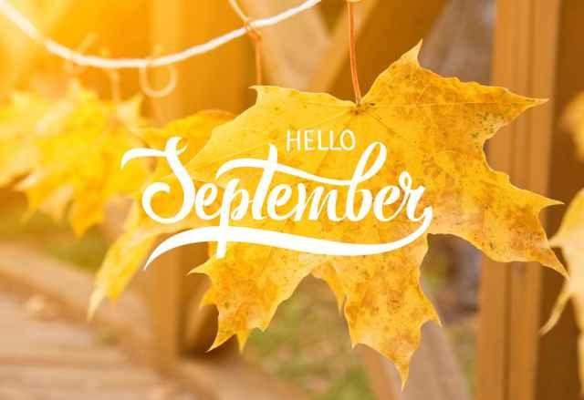 Οι μηνιαίες προβλέψεις του Σεπτεμβρίου με βάση το δεκαήμερο της γέννησης σας, από την Μαρία Ραπτοδήμου.