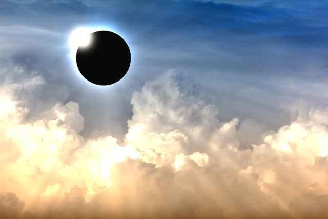 Νέα Σελήνη και έκλειψη Ηλίου στην Παρθένο την 1η Σεπτεμβρίου 2016.