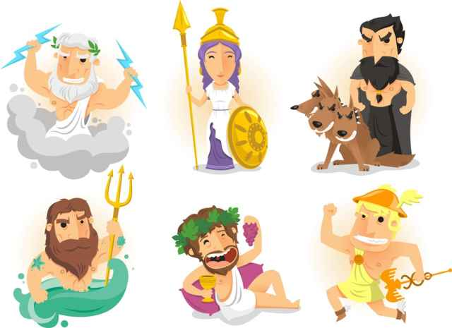 Η μυθολογία των ζωδίων: Ποιος είναι ο ήρωάς σου;