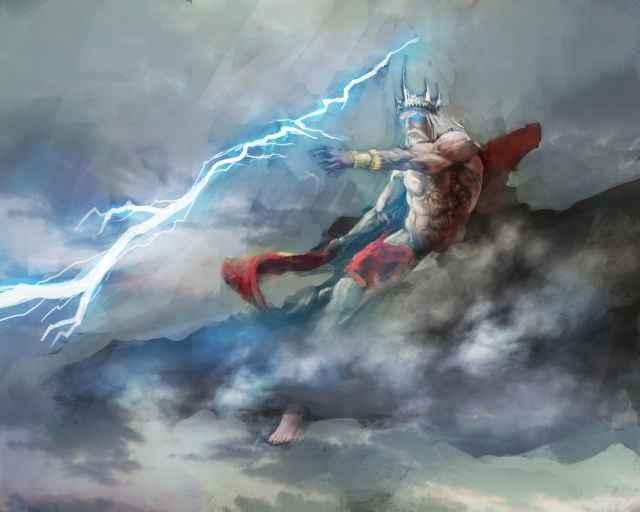 Είσαι Θεός! Δες ποιος Θεός της ελληνικής μυθολογίας σου ταιριάζει...