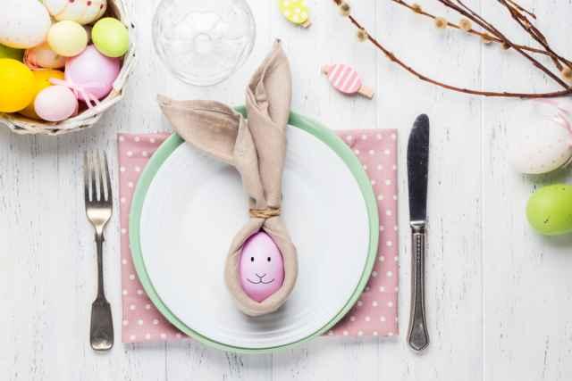 Τα ζώδια στο Πασχαλινό τραπέζι (διήγημα)