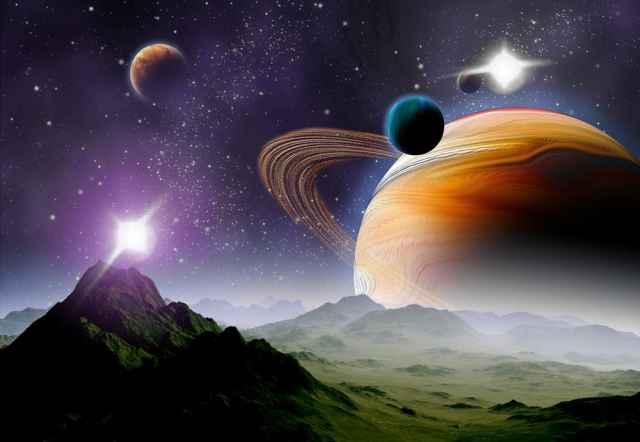 Ο Άρης σε τρίγωνο με τον Κρόνο ...και στα ερωτικά πάμε καλά! Προβλέψεις για όλα τα ζώδια.