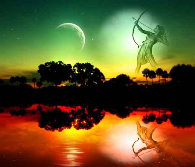Νέα Σελήνη στον Τοξότη: Η ευχάριστη πλευρά της ζωής! Προβλέψεις για κάθε ζώδιο.