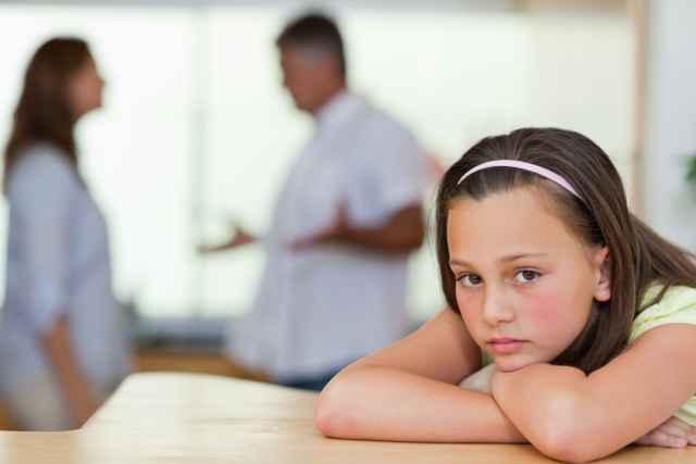Διαζύγιο και παιδιά. Πως αισθάνεται ένα παιδί που χωρίζουν οι γονείς του;