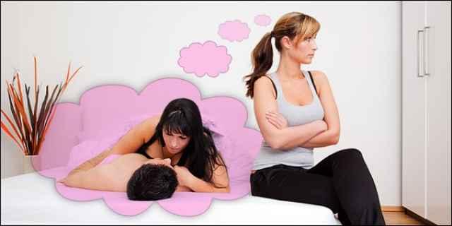 Η ερωτική ζήλια: Τρόποι να την αντιμετωπίσεις