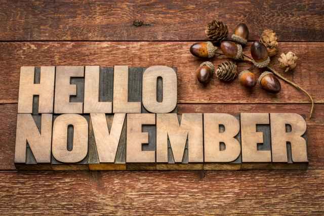 Οι μηνιαίες προβλέψεις του Νοέμβριου με βάση το δεκαήμερο της γέννησης σας, από την Μαρία Ραπτοδήμου.