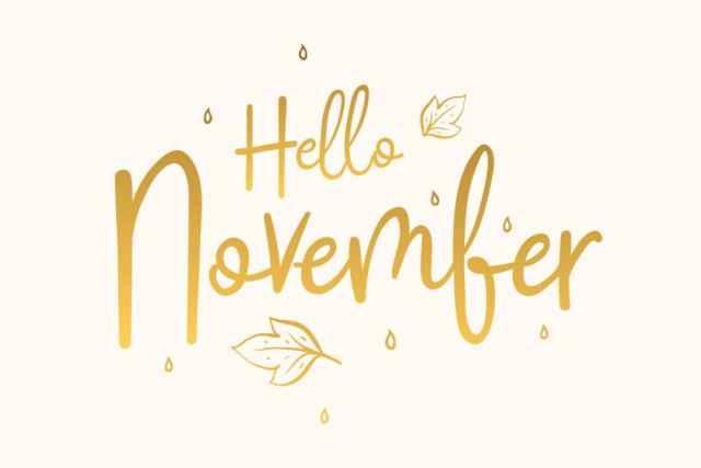 Οι μηνιαίες προβλέψεις του Νοεμβρίου με βάση το δεκαήμερο της γέννησης σας, από την Μαρία Ραπτοδήμου.