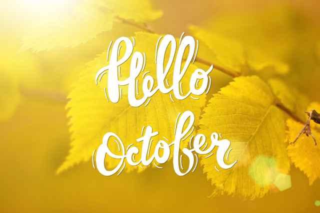 Οι μηνιαίες προβλέψεις του Οκτωβρίου με βάση το δεκαήμερο της γέννησης σας, από την Μαρία Ραπτοδήμου.