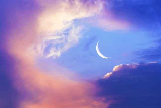 Η Νέα Σελήνη στον Αιγόκερω στις 29 Δεκεμβρίου 2016.